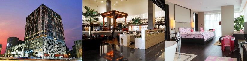 Jumeirah Himalayas Hotel (Dubai Brand)