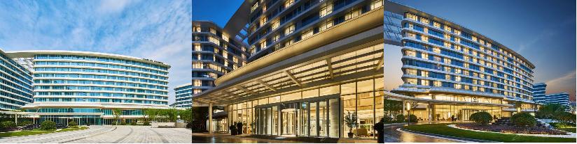 QUBE Hotel Shanghai Hongqiao