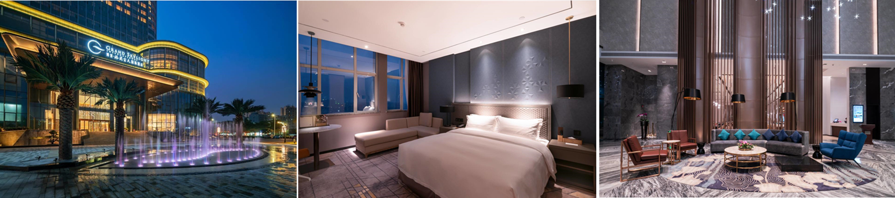 深圳博客格兰云天国际酒店