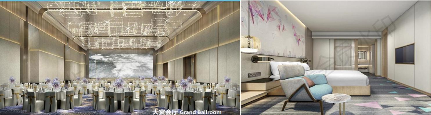 深圳国际会展中心希尔顿酒店